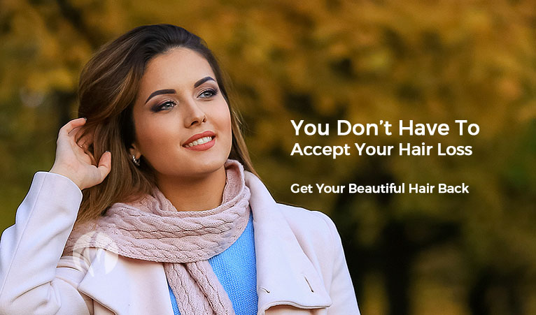 Women's Hair Loss Replacement - Pittsburgh, PA