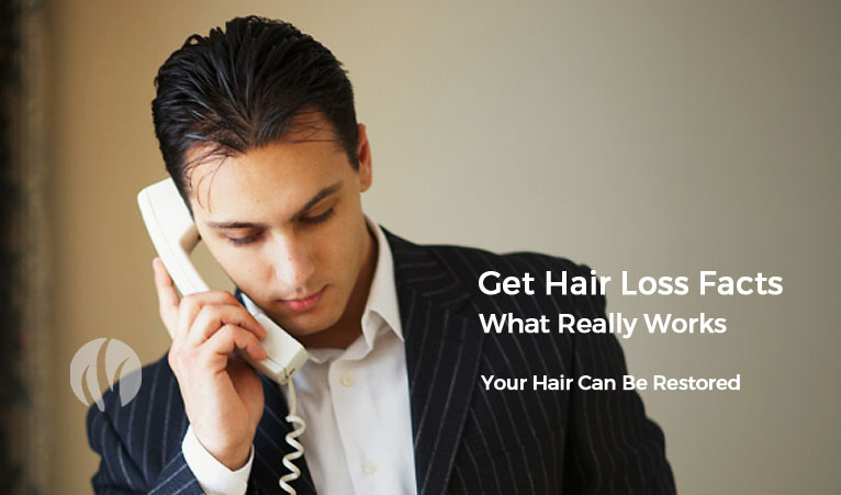 Men's Hair Loss Facts - Pittsburgh, PA